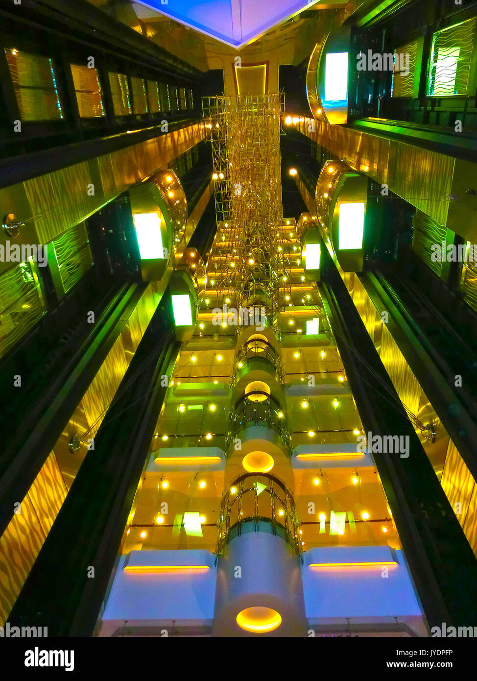 Barcelona Spain September 06 2015 The Details Of Interior Of Stock Photo Alamy