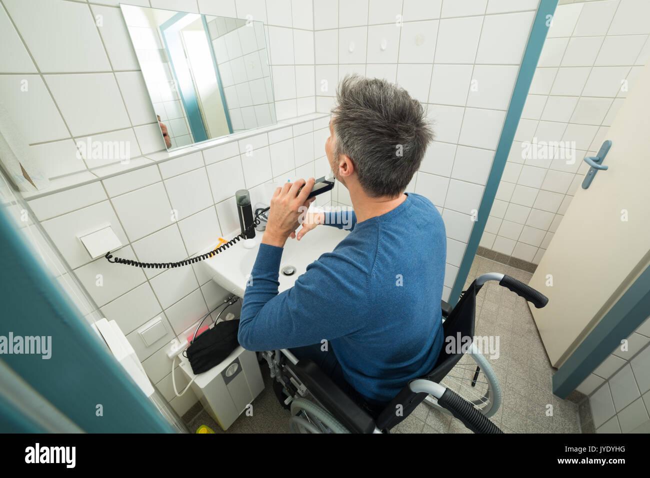 Handicap Bathroom Stock Photos Handicap Bathroom Stock Images Alamy
