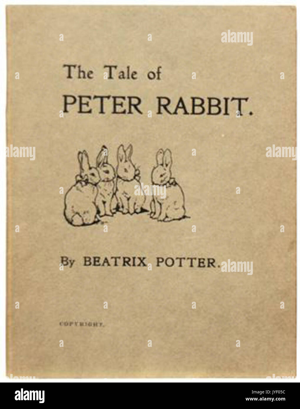 The tale of peter rabbit (1902, first commercial edition) by.