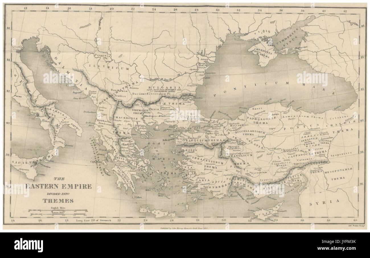 Historic Roman Empire Map Stock Photos Historic Roman