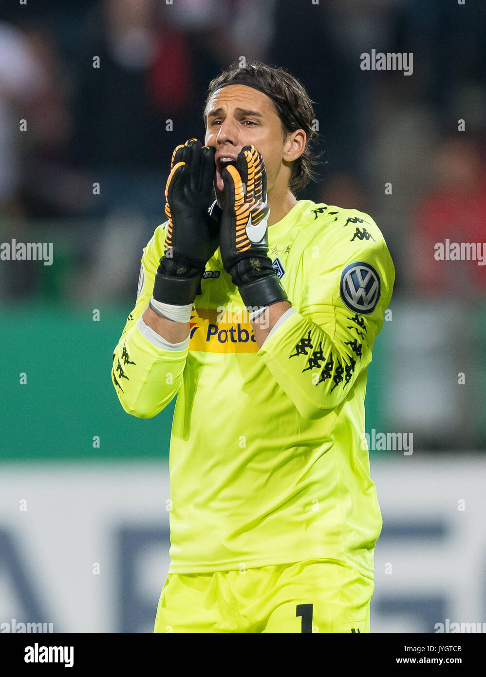 Goalkeeper Yann Sommer High Resolution Stock Photography And Images Alamy