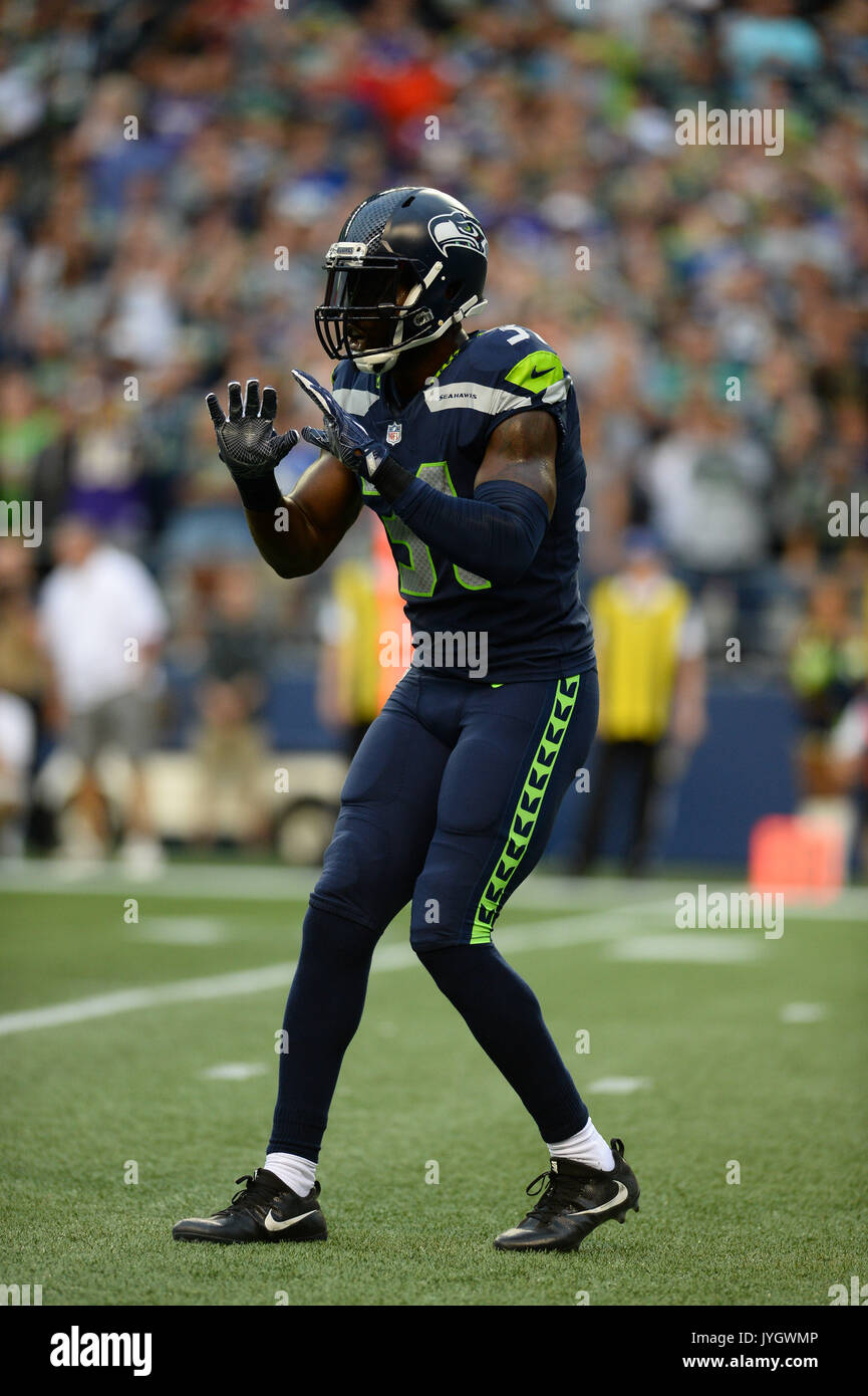 0d148010e August 18, 2017: Safety Kam Chancellor (31) in action during a NFL