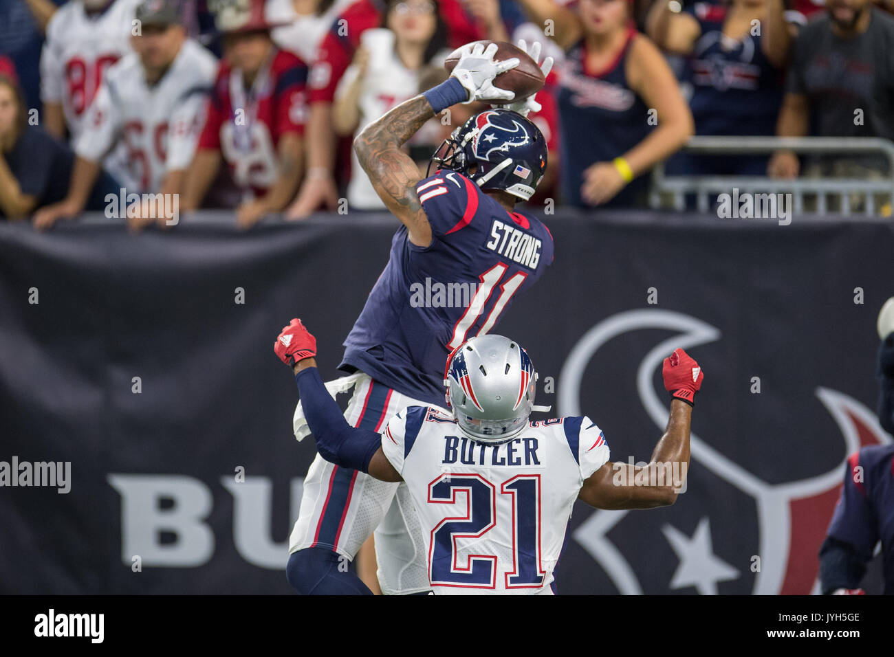best service bf878 b64e9 August 19, 2017: Houston Texans wide receiver Jaelen Strong ...