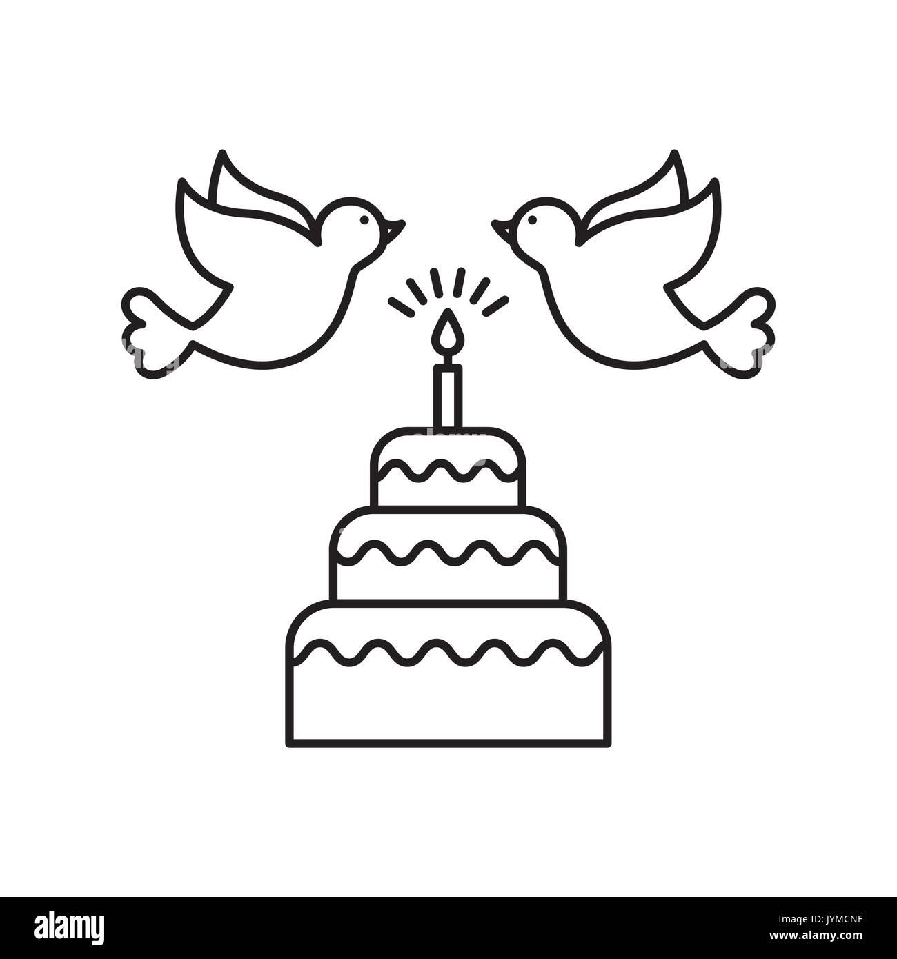 wedding invitation icon design Stock Vector Art & Illustration ...