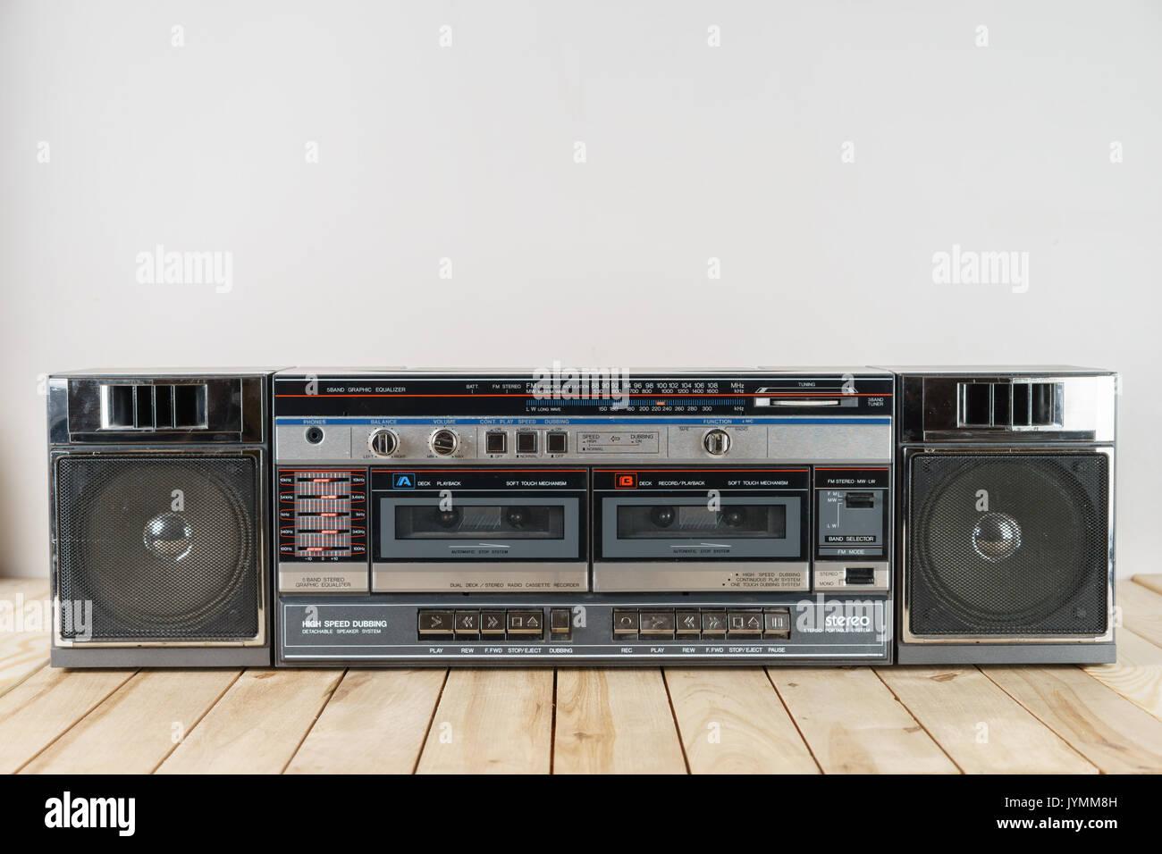 Cassette Tape Box Stock Photos Amp Cassette Tape Box Stock