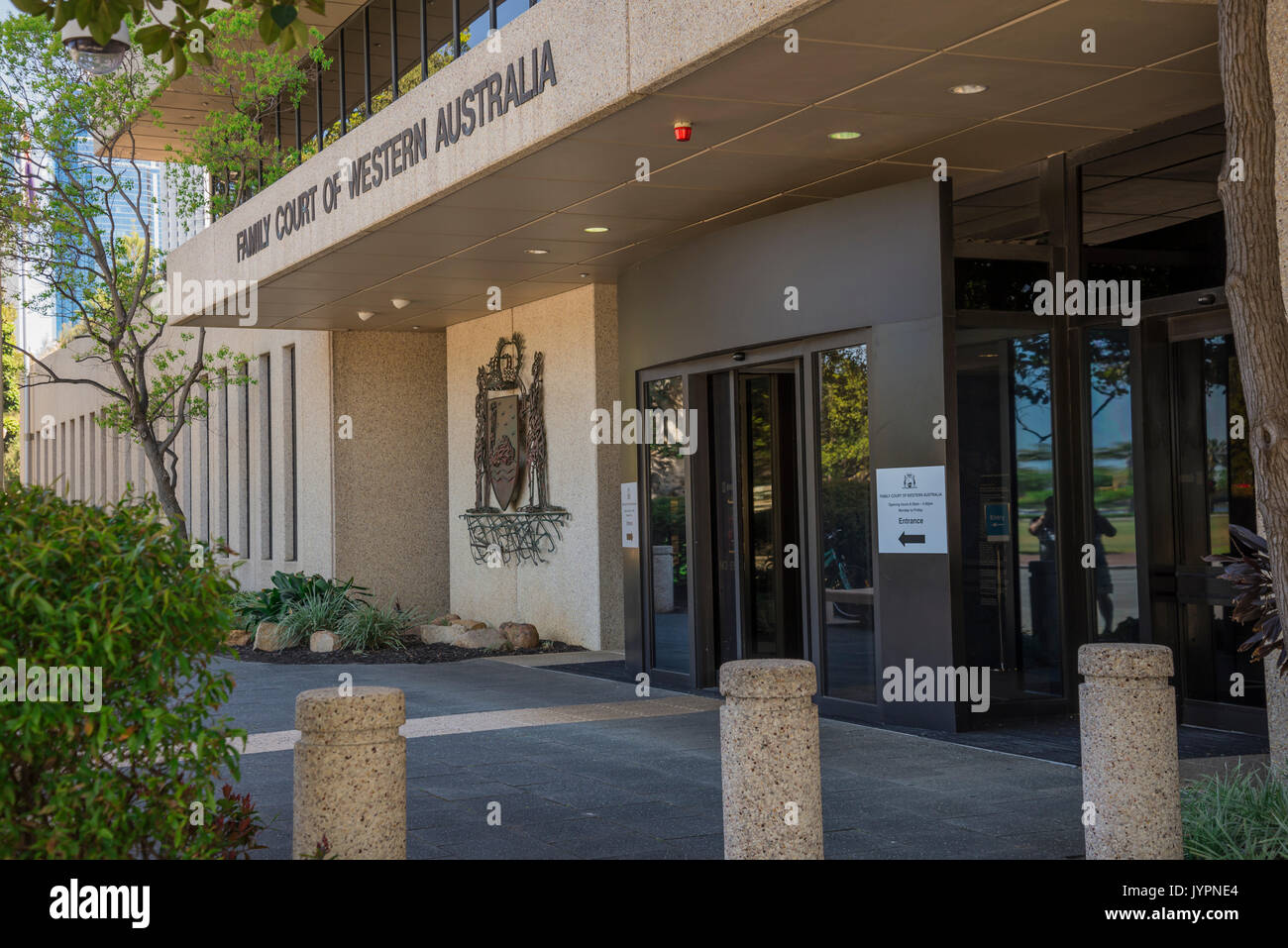Family Court Of Australia Stock Photos & Family Court Of