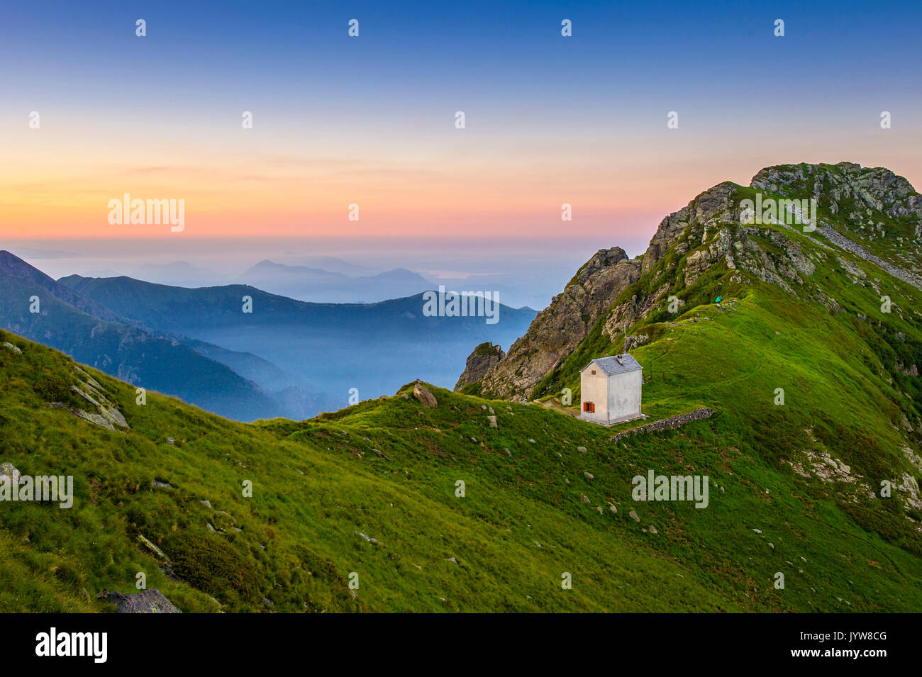 Bocchetta Di Campo High Resolution Stock Photography And Images Alamy