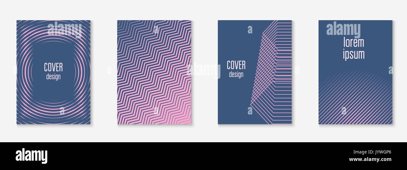 Minimal trendy covers vector halftone gradients geometric future vector halftone gradients geometric future template for flyer poster brochure and invitation minimalistic colorful cover s stopboris Choice Image