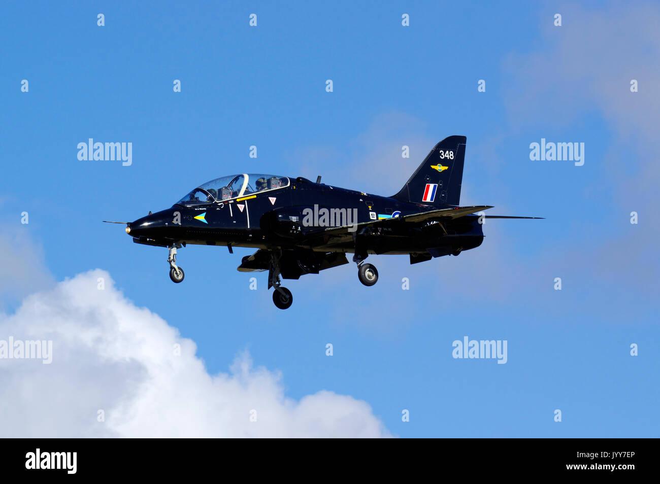British Aerospace Hawk - Stock Image
