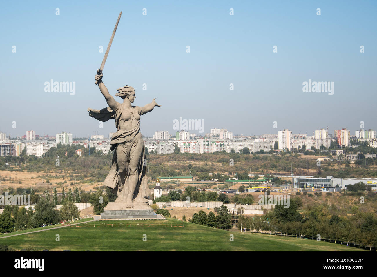 Mother Russia #3 VF 2017 Stock Image