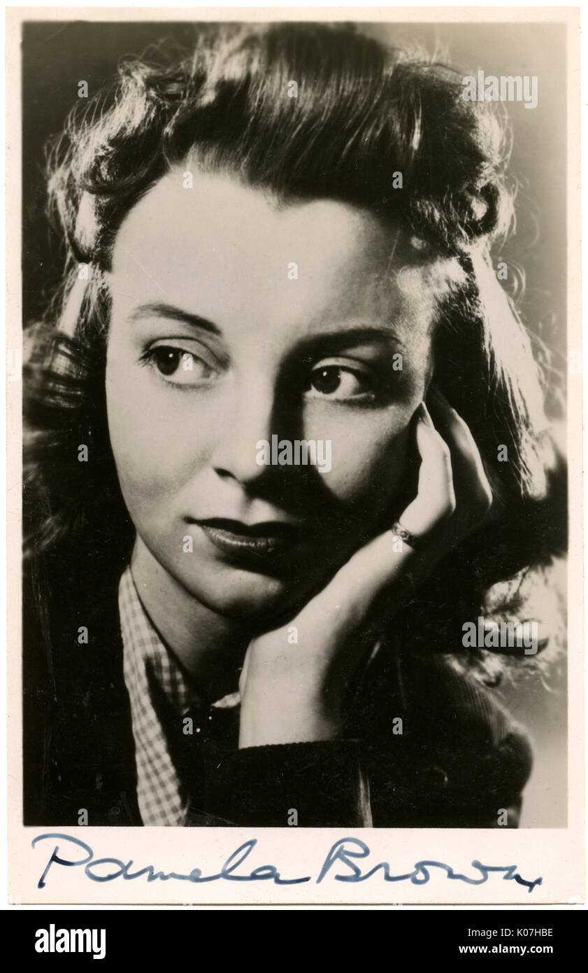 Pamela Brown (actress)