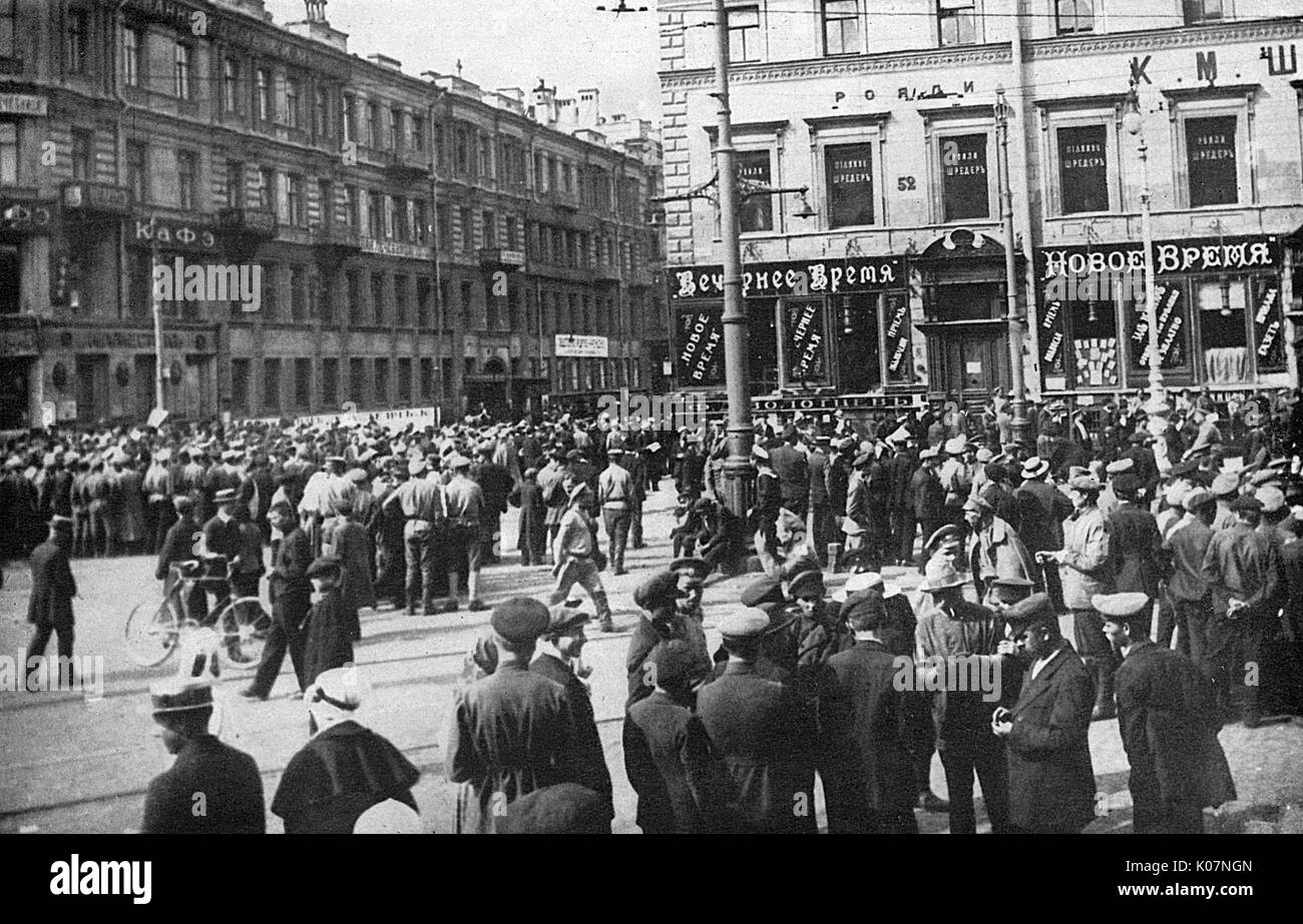 100 years ago. Public execution in Petrovsky Park 31