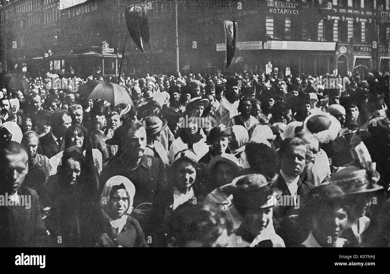100 years ago. Public execution in Petrovsky Park 28