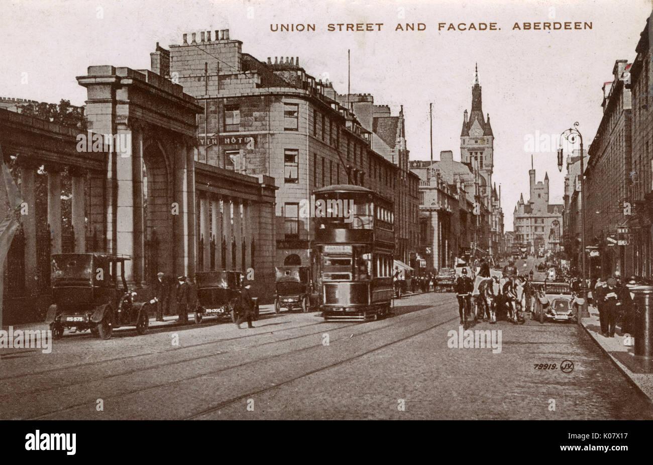 Dating Aberdeen Skottland