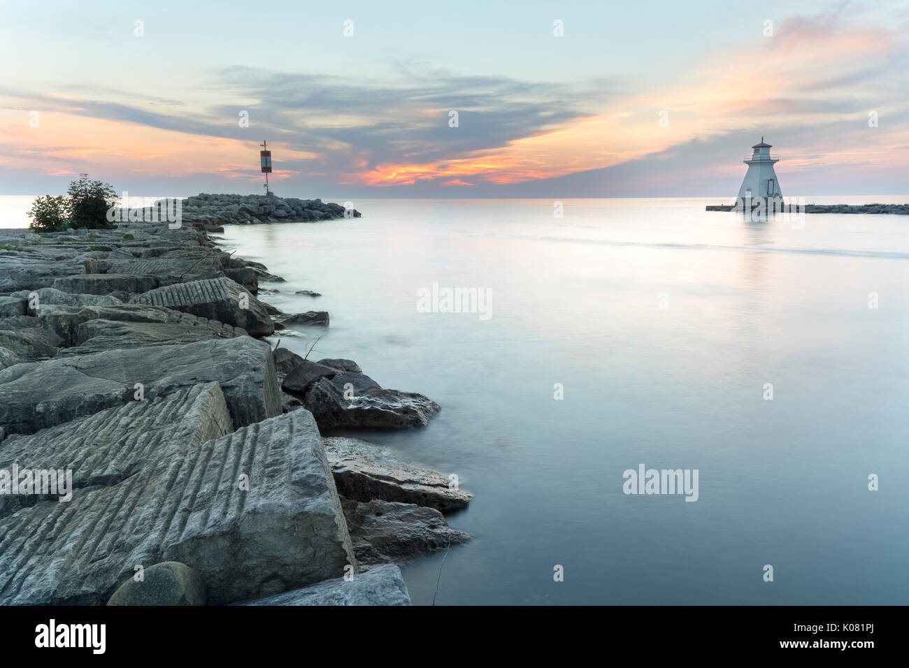 Southampton, Bruce County, Ontario, Canada - Stock Image