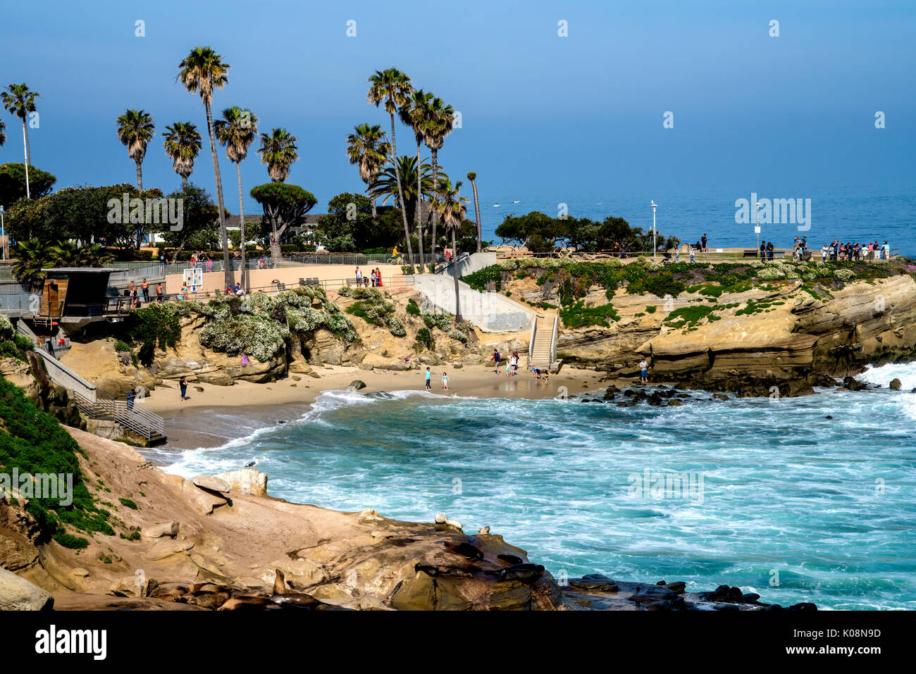 La Jolla California High Resolution Stock Photography And Images Alamy