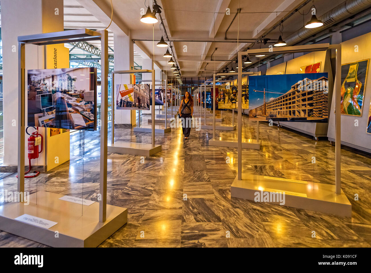 Pull And Bear Torino Centro.Fiat Based Stock Photos Fiat Based Stock Images Alamy