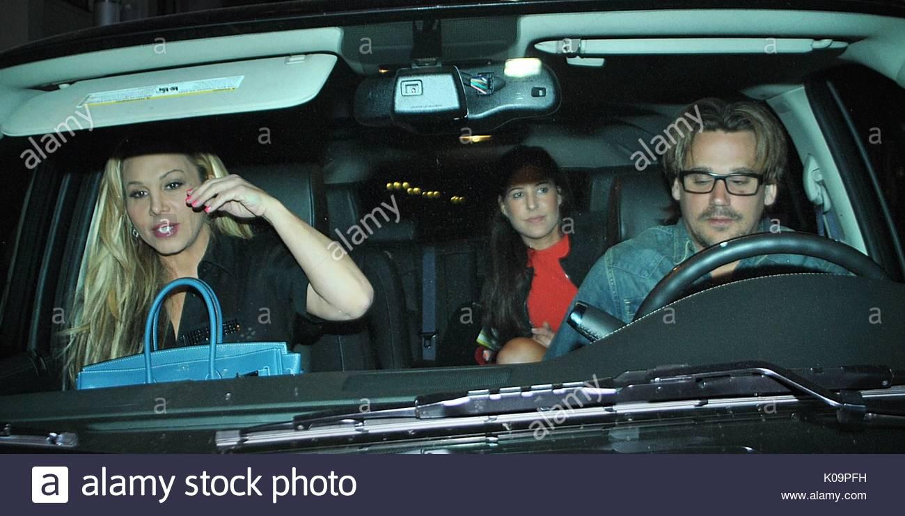 Adrienne Maloof And Shawn Stewart Stock Photos & Adrienne Maloof And