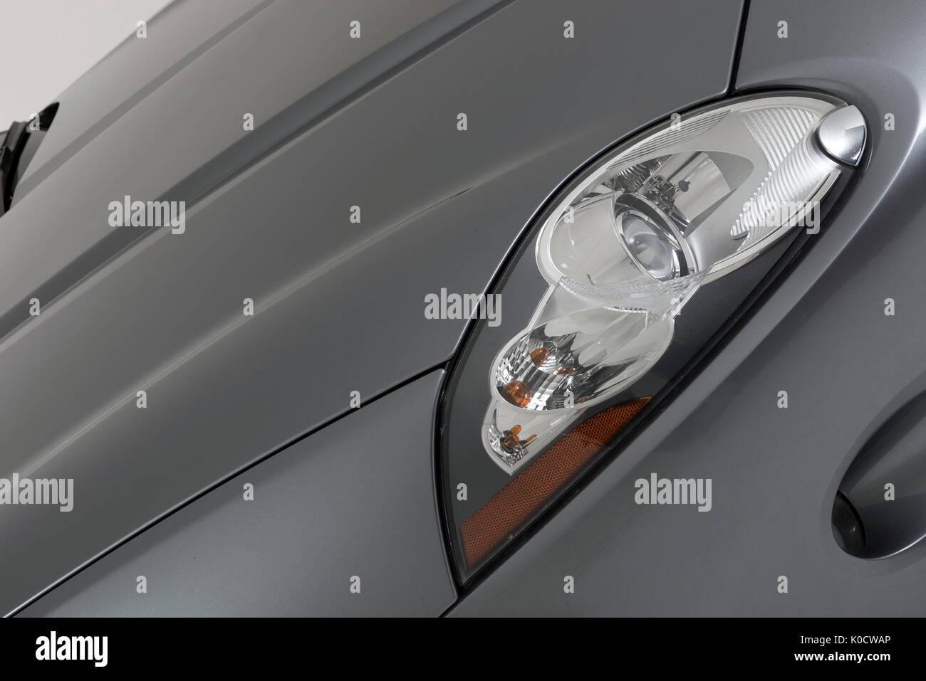 2006 Jaguar XK 4.2 Convertible - Stock Image
