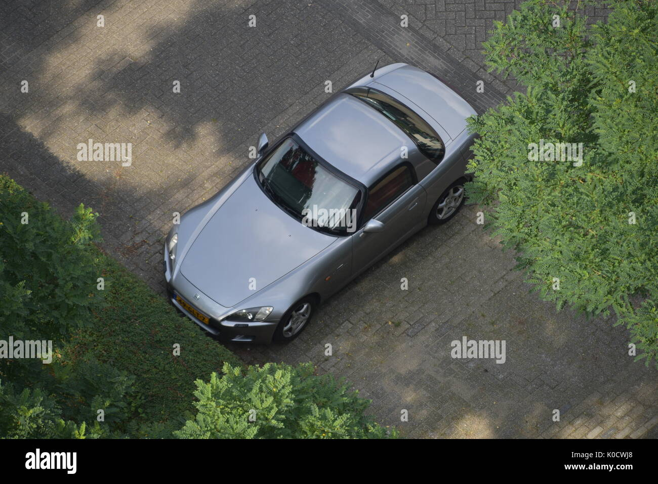 Honda Garage Utrecht : Utrecht car stock photos & utrecht car stock images alamy
