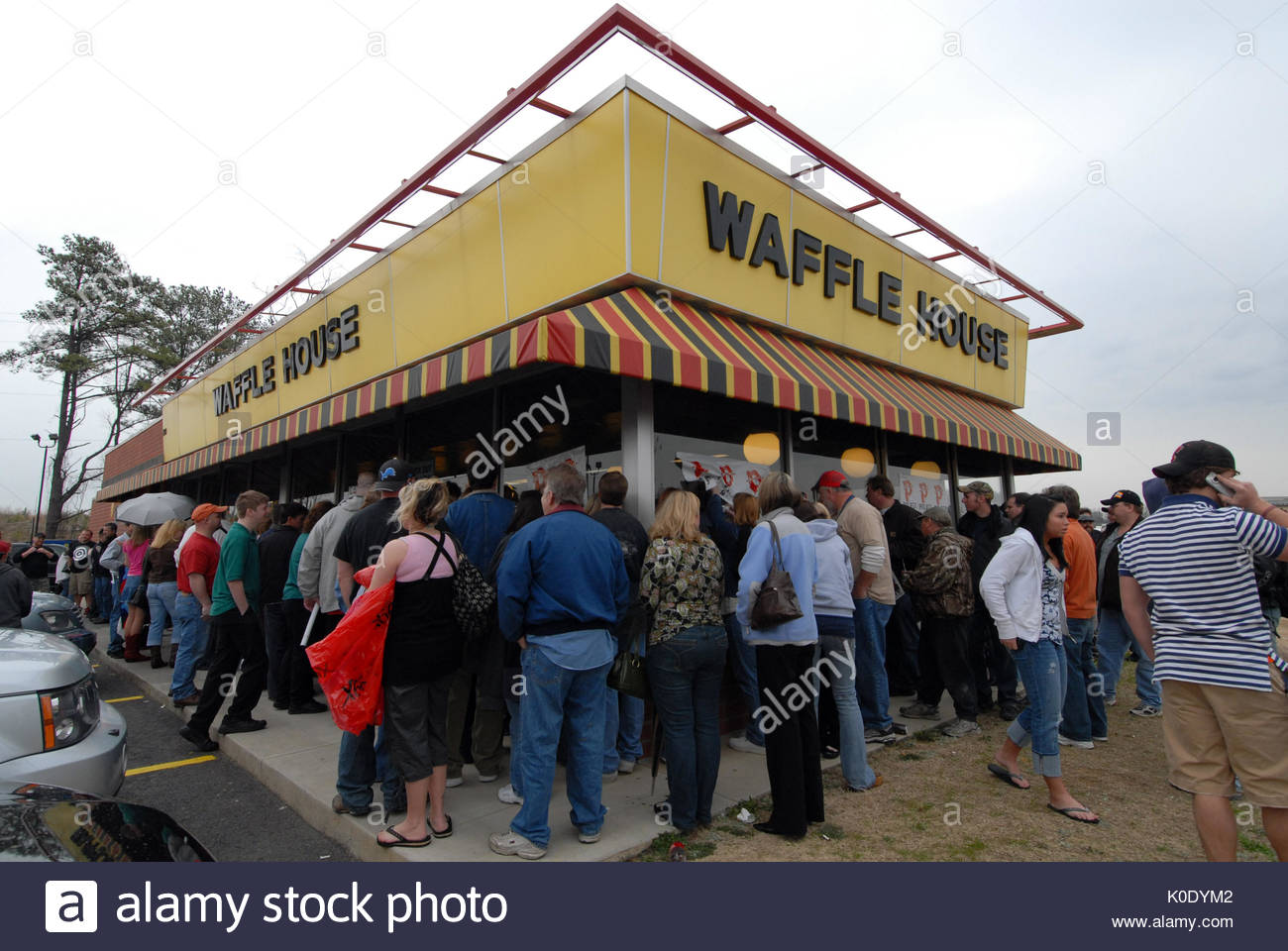 Kid Rock Caused A Different Kind Of Scene At The Waffle House In Atlanta, A  More Positive One Than Last Time He Was Connected With The Dessert Franchise .
