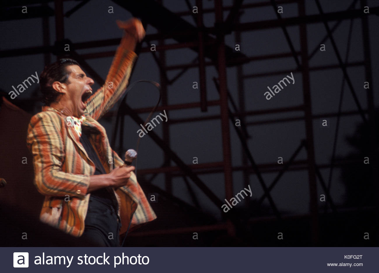 Sha na na stock photos sha na na stock images alamy jon bowzer bauman of american rock and roll group sha na na performing live fandeluxe