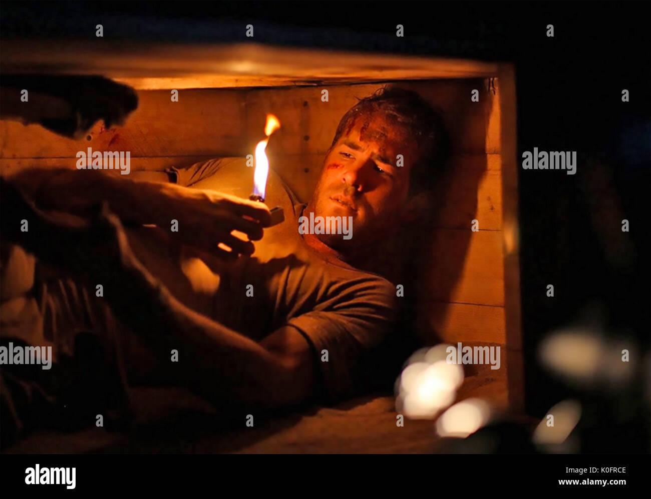Buried 2010 Audiovisual Aval Sgr Film With Ryan Reynolds Stock Photo Alamy Buried