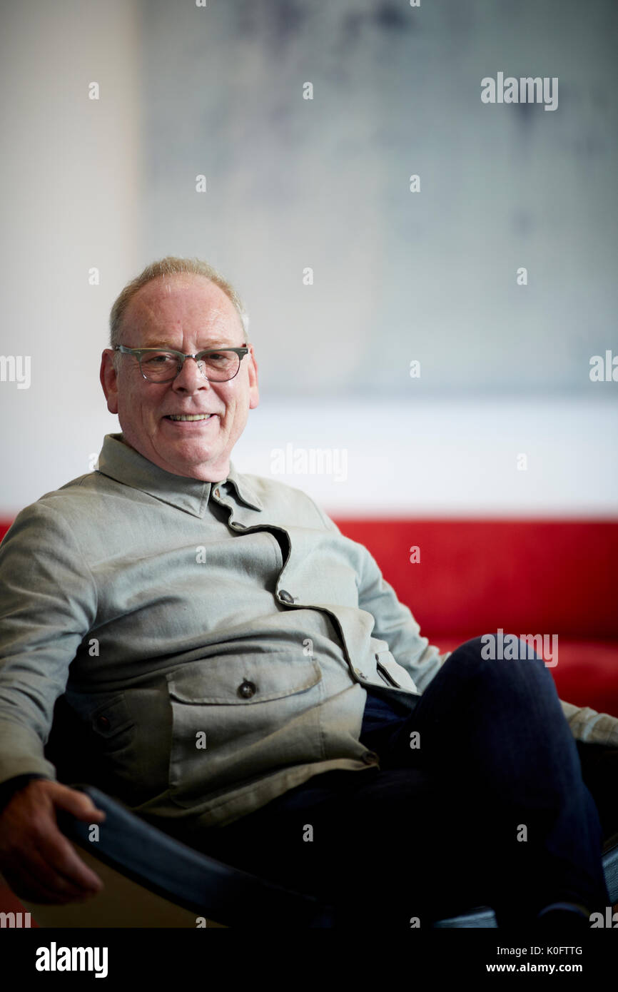 Phil Griffin Freelance writer, broadcaster and curator with special interest in architecture and urban issues - Stock Image