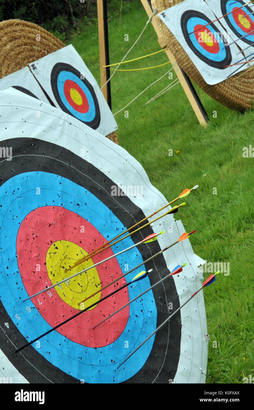 Traditional Archery Stock Photos & Traditional Archery Stock