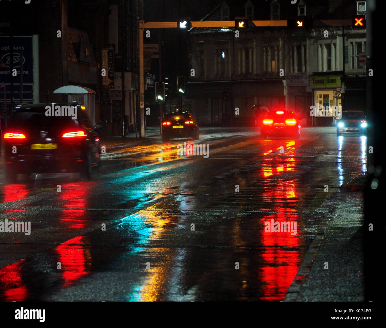 Sheffield, West Yorkshire, England, UK - Stock Image