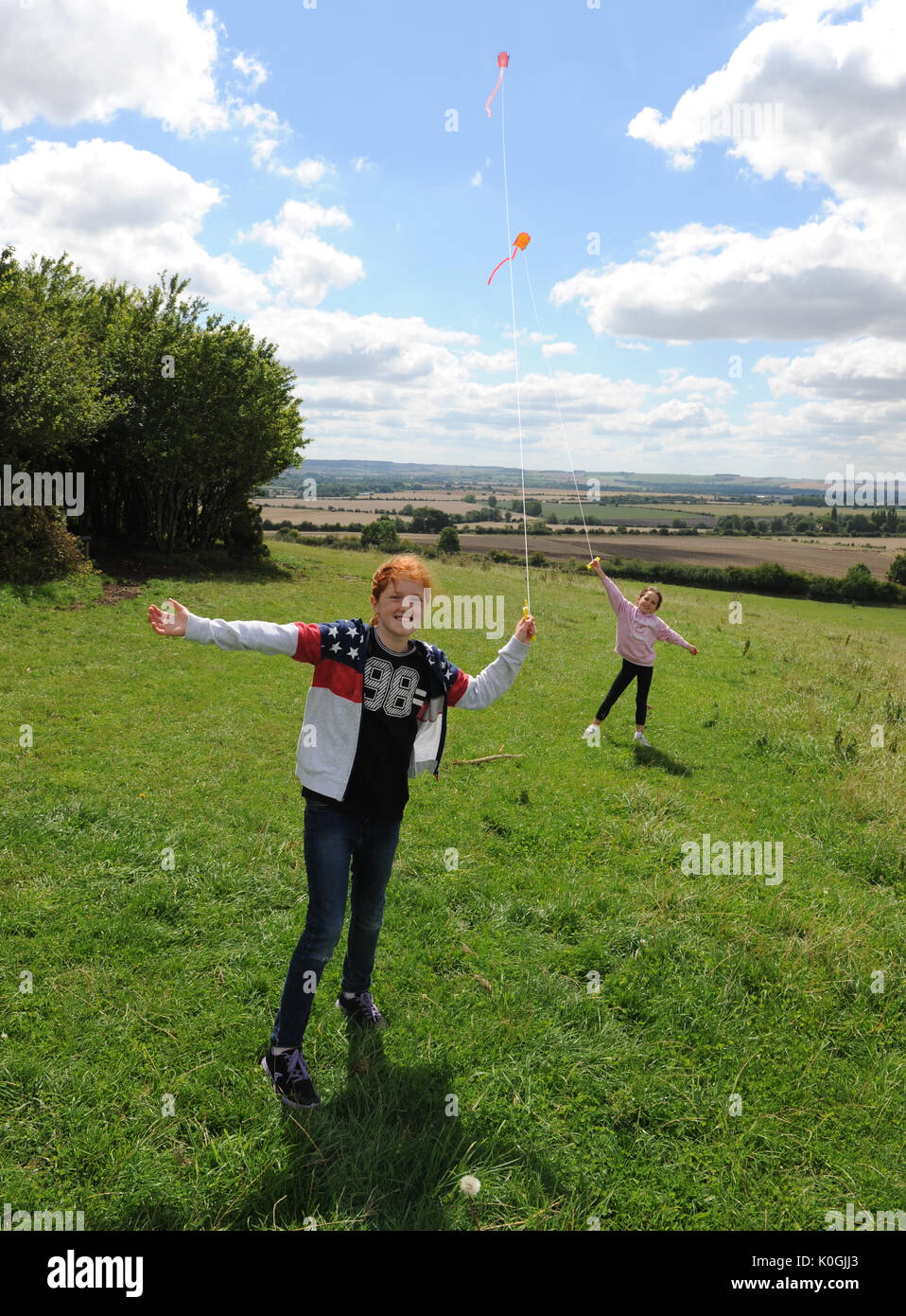 Flying Kites Stock Photos & Flying Kites Stock Images - Alamy