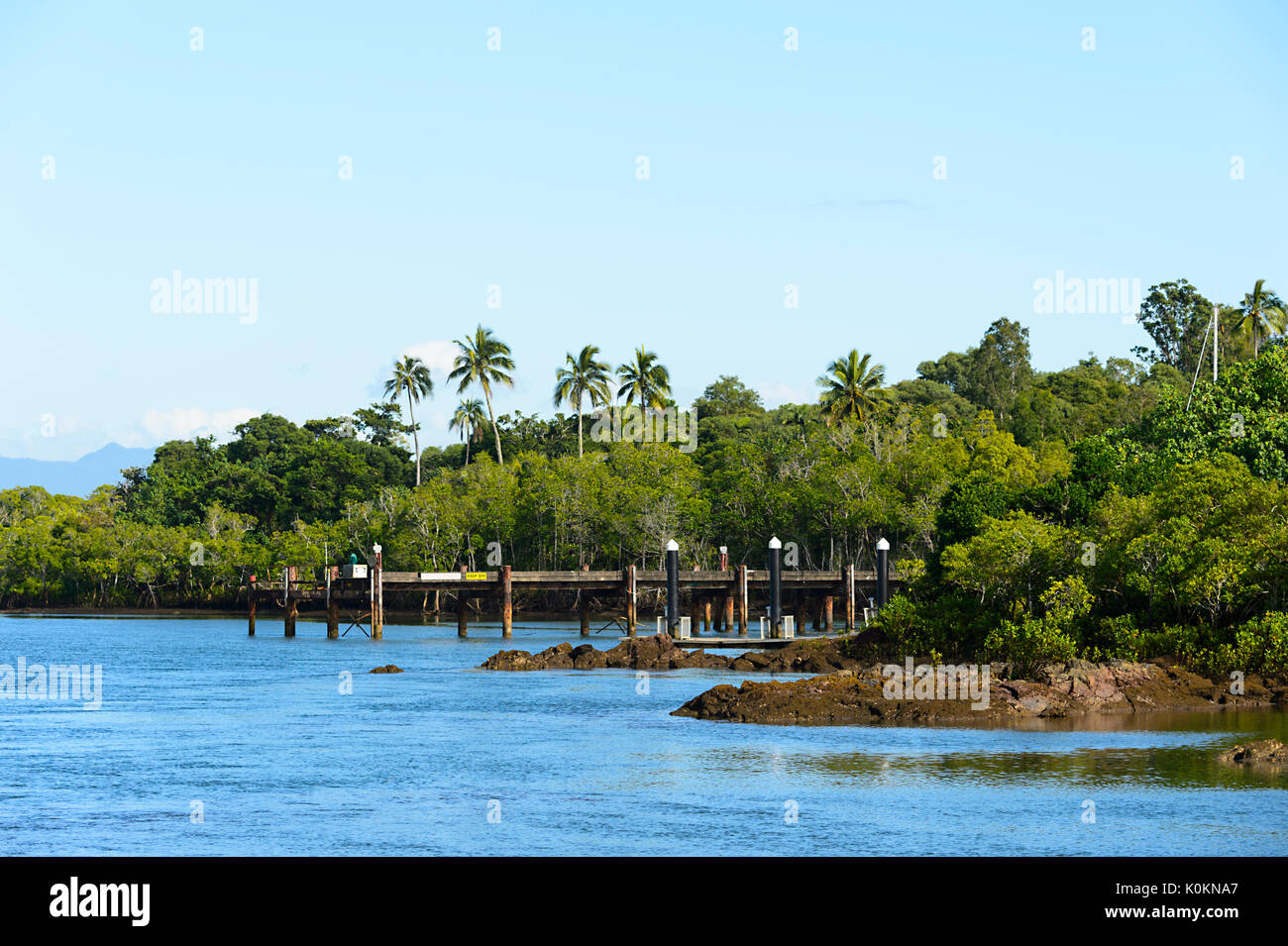 Dunk Island Buildings: Innisfail Stock Photos & Innisfail Stock Images