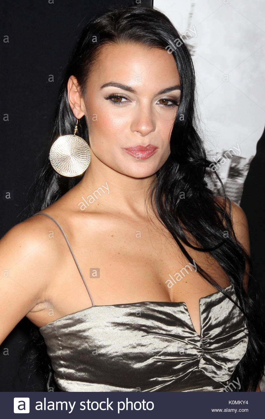 Krista Ayne Celebrities Attend The Nyc Premiere Of Safe House