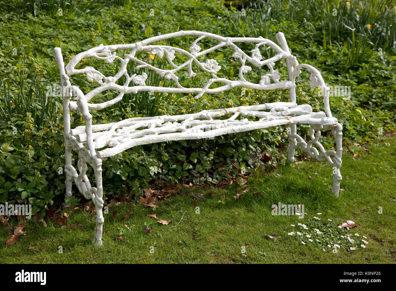 Prime Ornate Garden Furniture Stock Photos Ornate Garden Evergreenethics Interior Chair Design Evergreenethicsorg