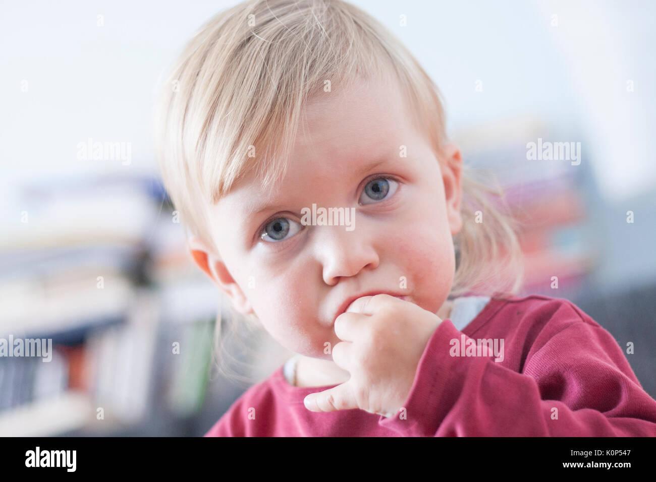 9a1f2837e Baby Red Hair Blue Eyes Stock Photos & Baby Red Hair Blue Eyes Stock ...