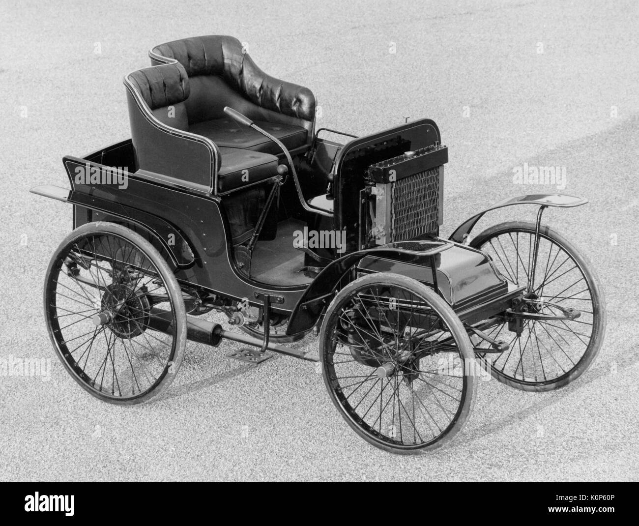 1899 Simms Welbeck - Stock Image