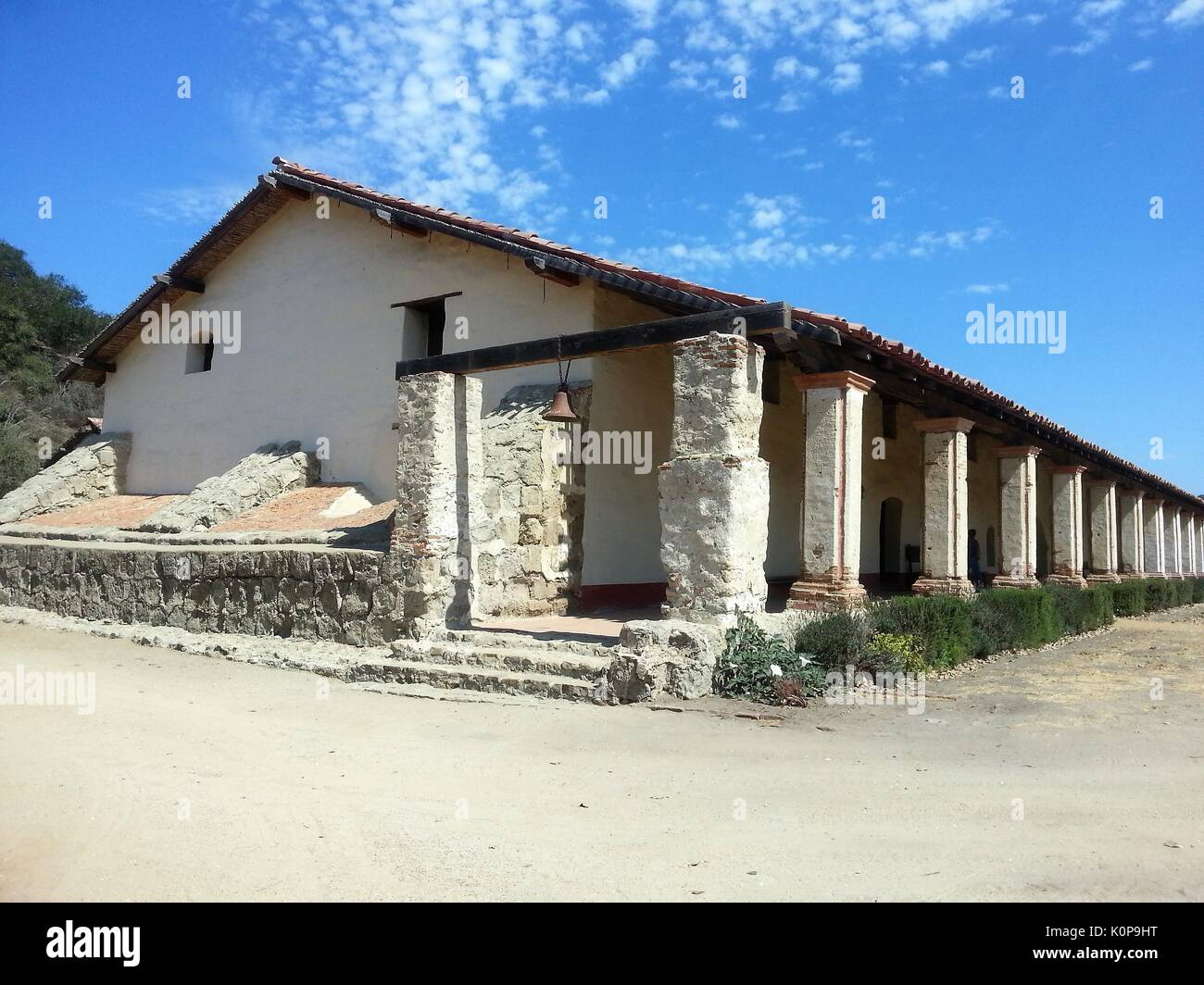 La Purísima Mission State Historic Park - California - Stock Image