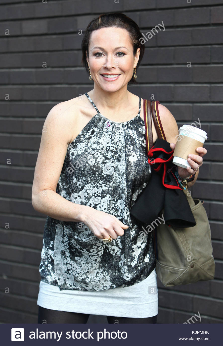 Amanda Mealing Actress amanda mealing. actress amanda mealing is pictured leaving