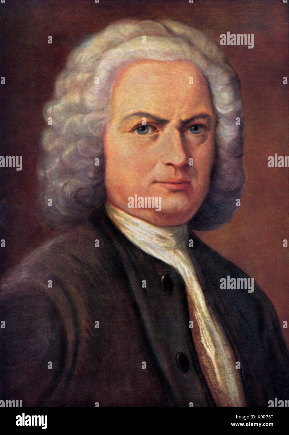 J S Bach Stock Photos J S Bach Stock Images Page 2 Alamy