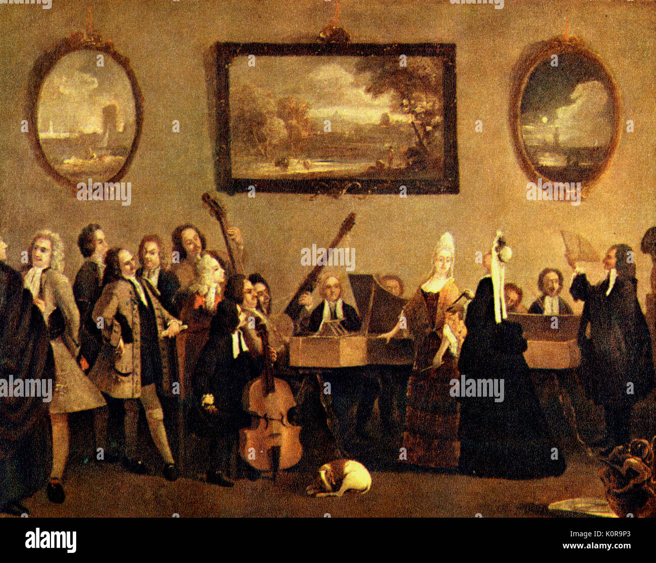 18th century classical composers