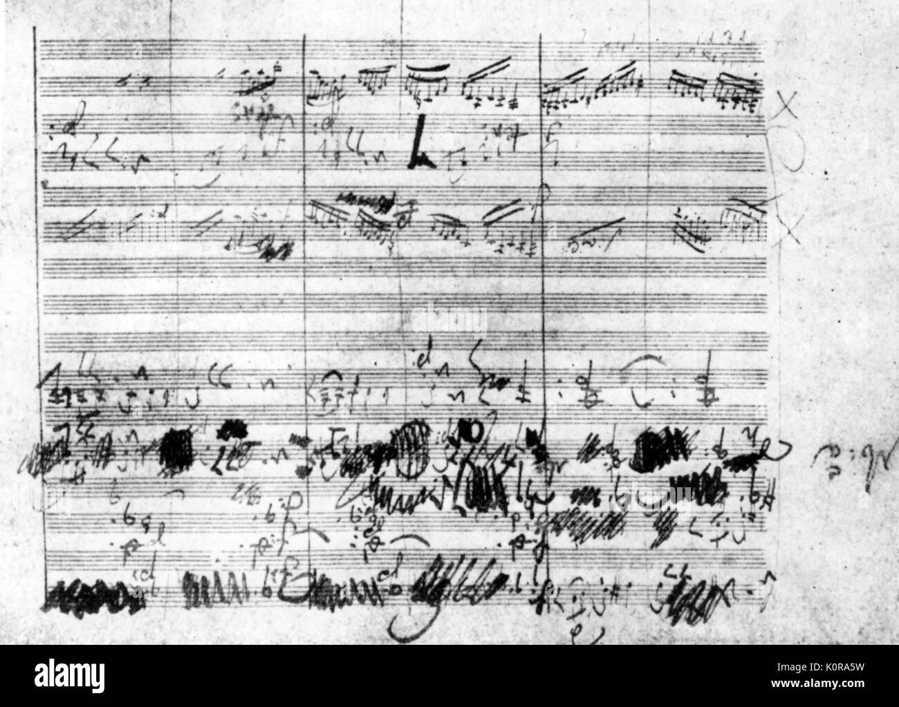 BEETHOVEN - Op 61 Violin Concerto Ludwig van Beethoven