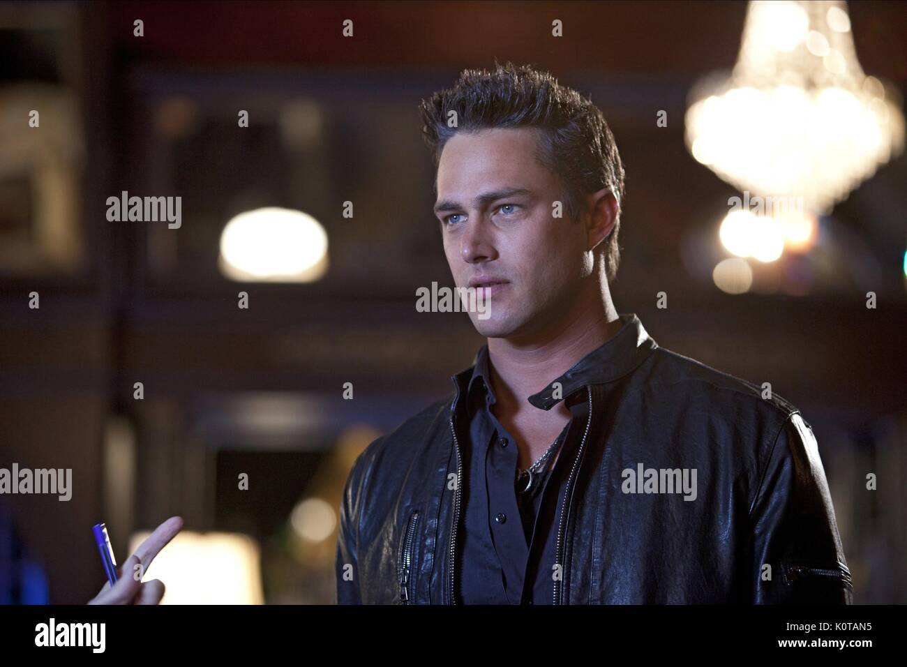 TAYLOR KINNEY FIVE (2011) - Stock Image