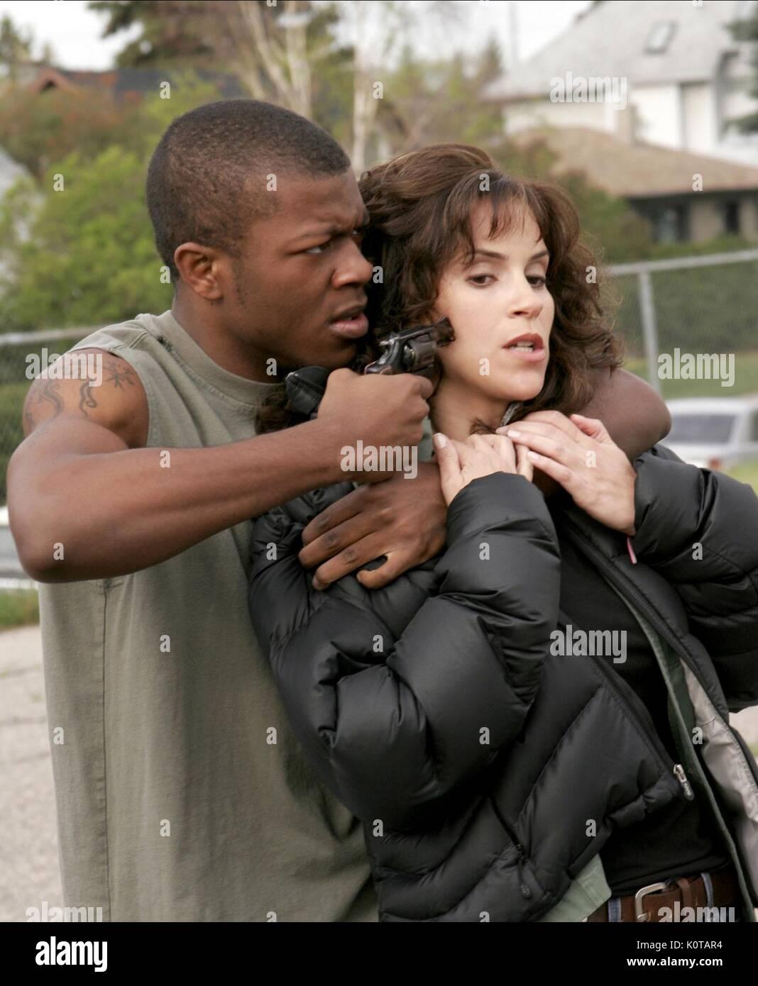 ERNIE HUDSON & JAMI GERTZ FIGHTING THE ODDS: THE MARILYN GAMBRELL STORY (2005) - Stock Image
