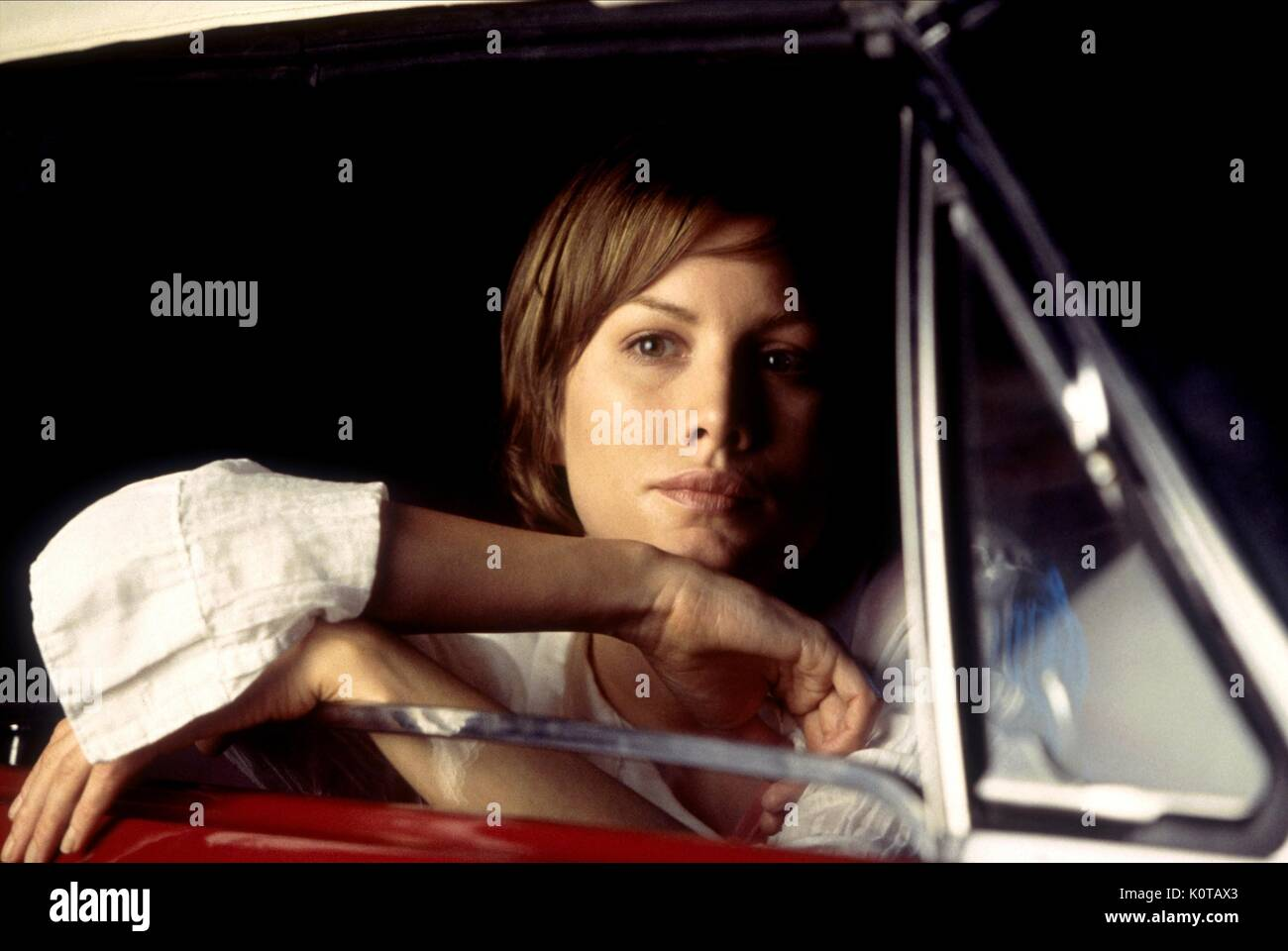 ALICE EVANS FASCINATION (2004) - Stock Image