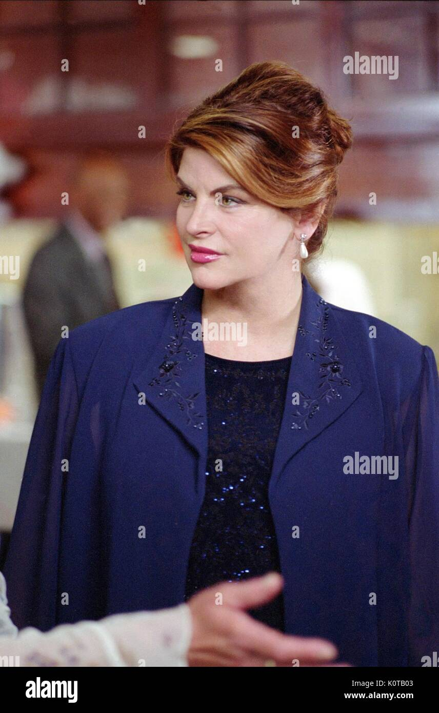 Kirstie Alley Family Sins  Stock Image