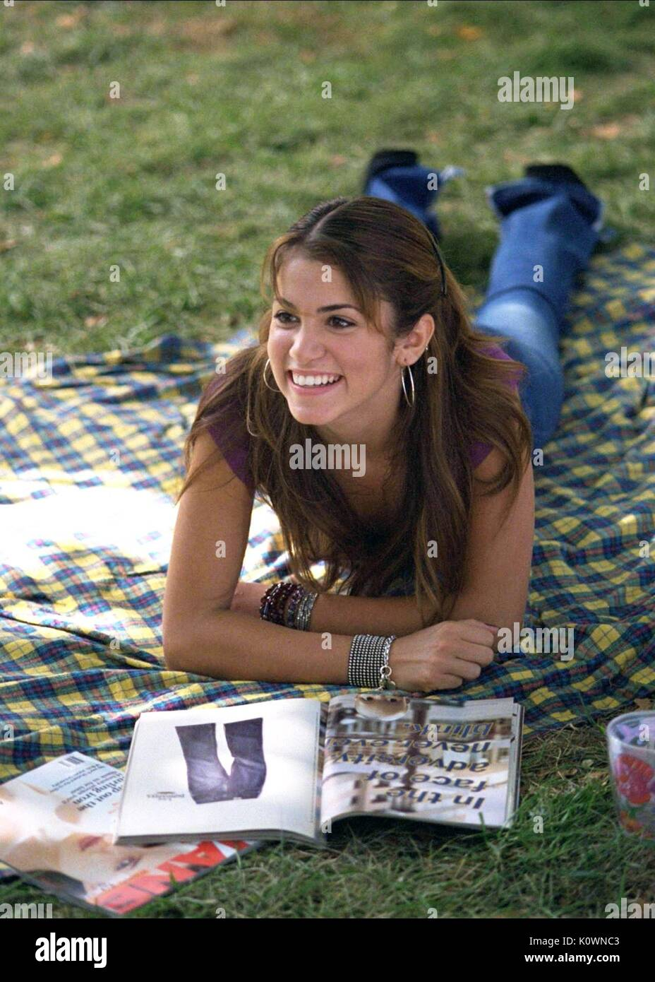 NIKKI REED THIRTEEN (2003) - Stock Image