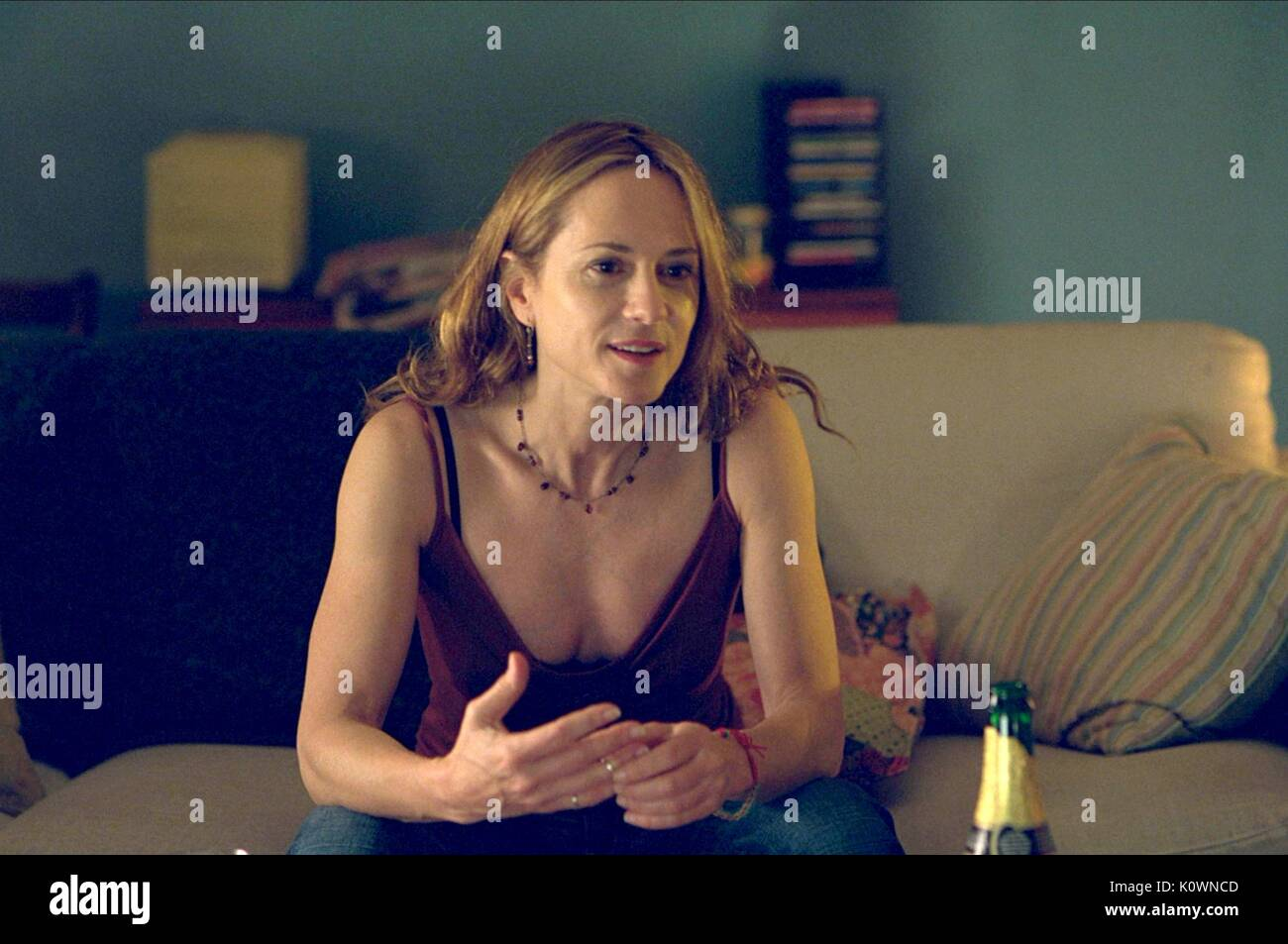 HOLLY HUNTER THIRTEEN (2003) - Stock Image