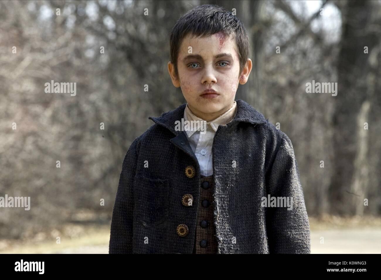 ETHAN CUTKOSKY THE UNBORN (2009) - Stock Image