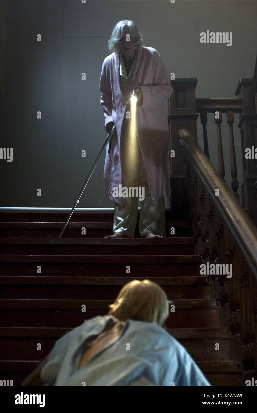 JANE ALEXANDER THE UNBORN (2009) - Stock Image