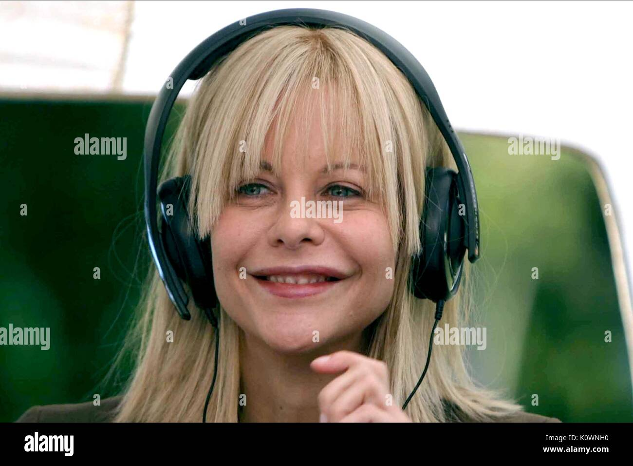 MEG RYAN THE DEAL (2008) - Stock Image